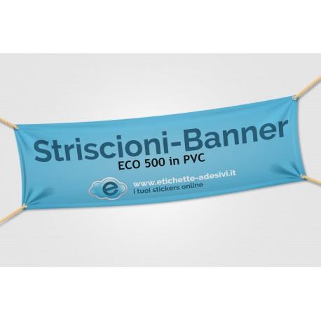 Striscioni - Banner ECO